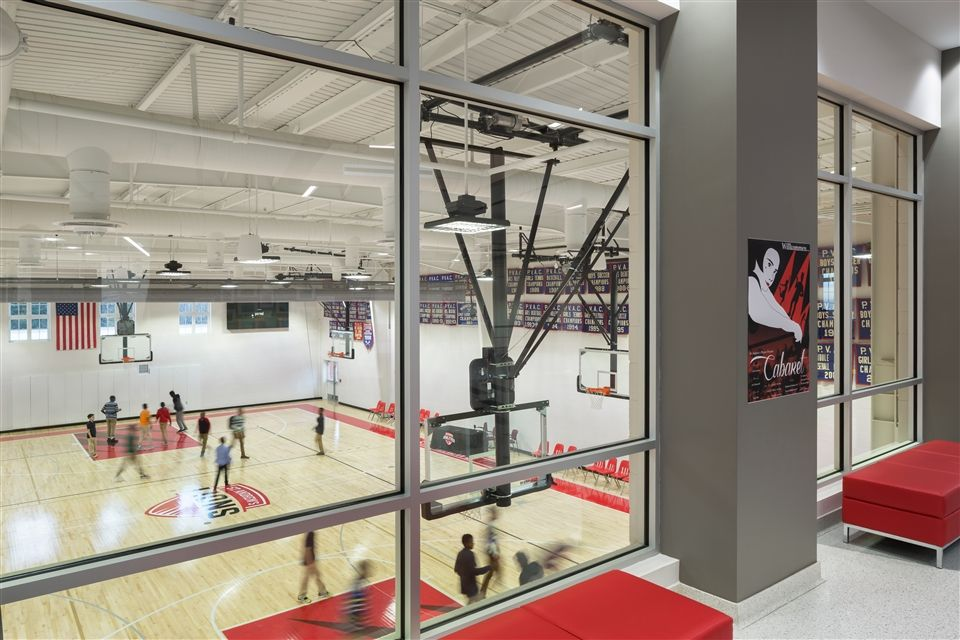 Student athletic facilities - St. Andrew's Episcopal School