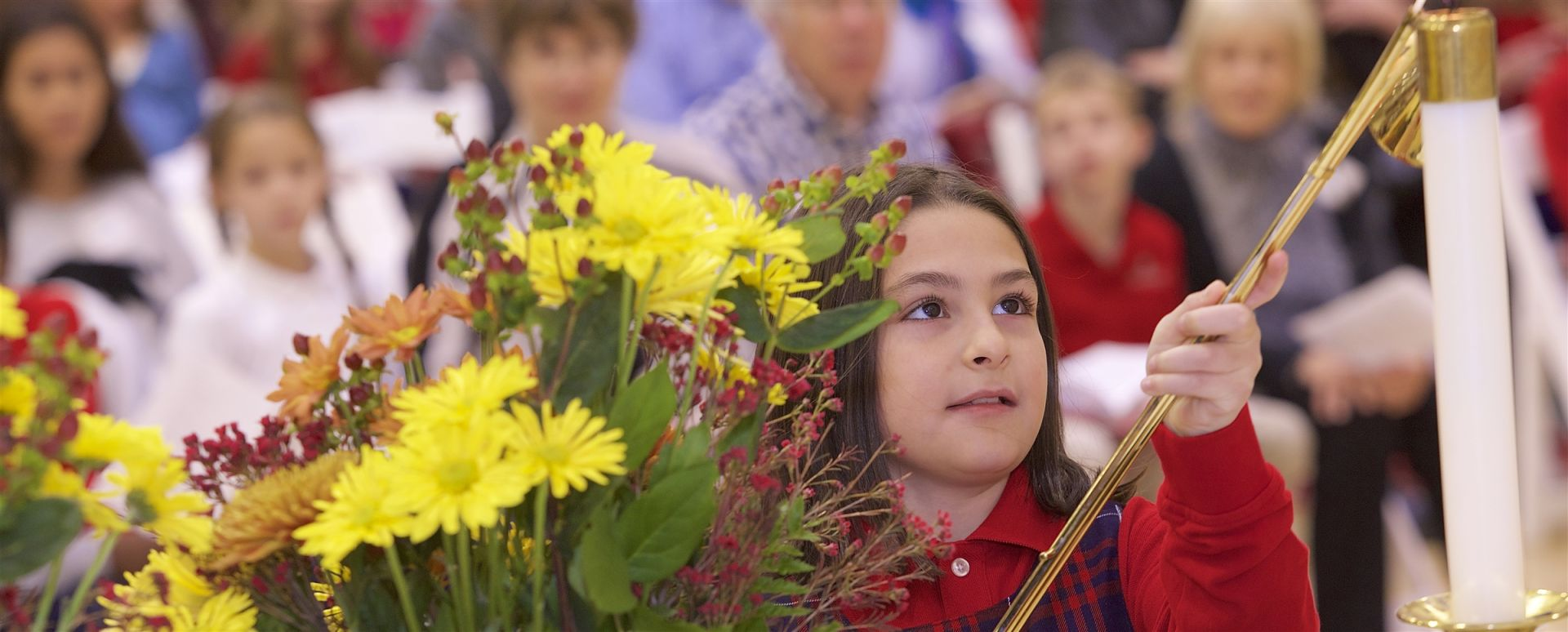 St Andrews Episcopal School Flower Donation Form