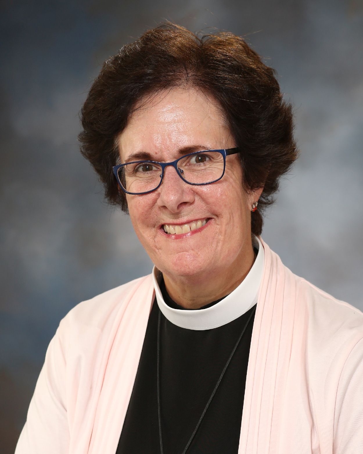 The Rev. Sally Slater, Chaplain to the Lower School