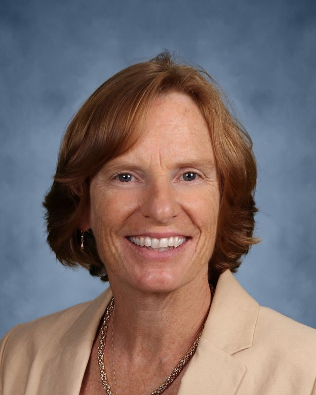 Ginger Cobb, Head of Upper School