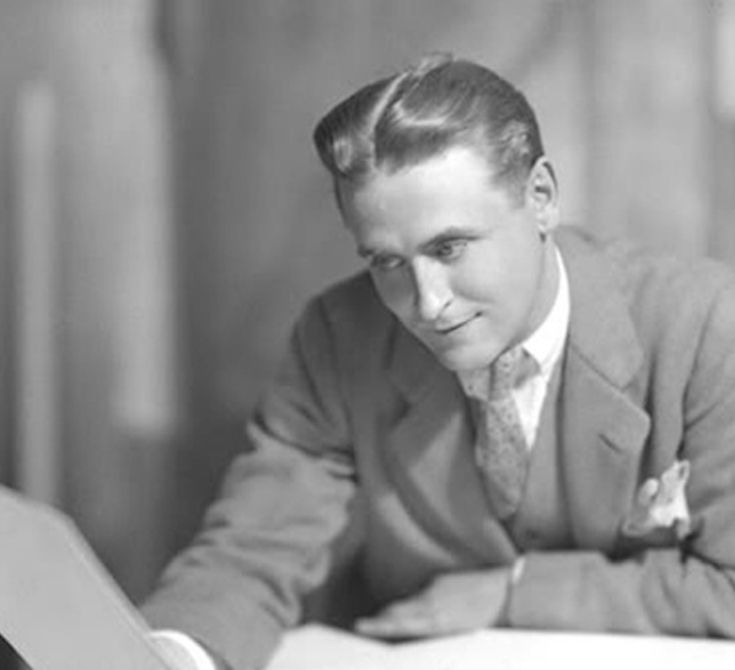 Great American Novelist. F. Scott Fitzgerald was a pupil of John Gale Hun's when The Hun School was a tutoring school. *Deceased