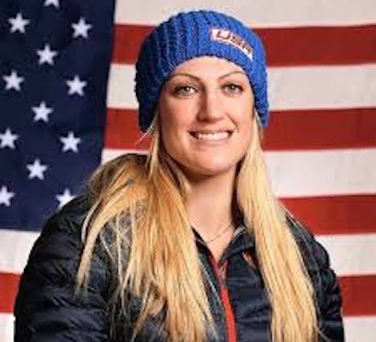 Olympic Bronze-Medalist Women's Bobsled