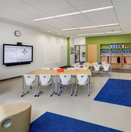 GWA features state-of-the-art learning environments
