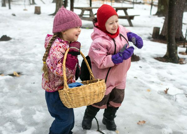 early childhood,kindergarten,preschool,winter play