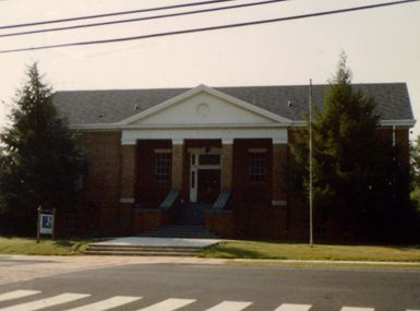 FCS's former home on Calvert Road.