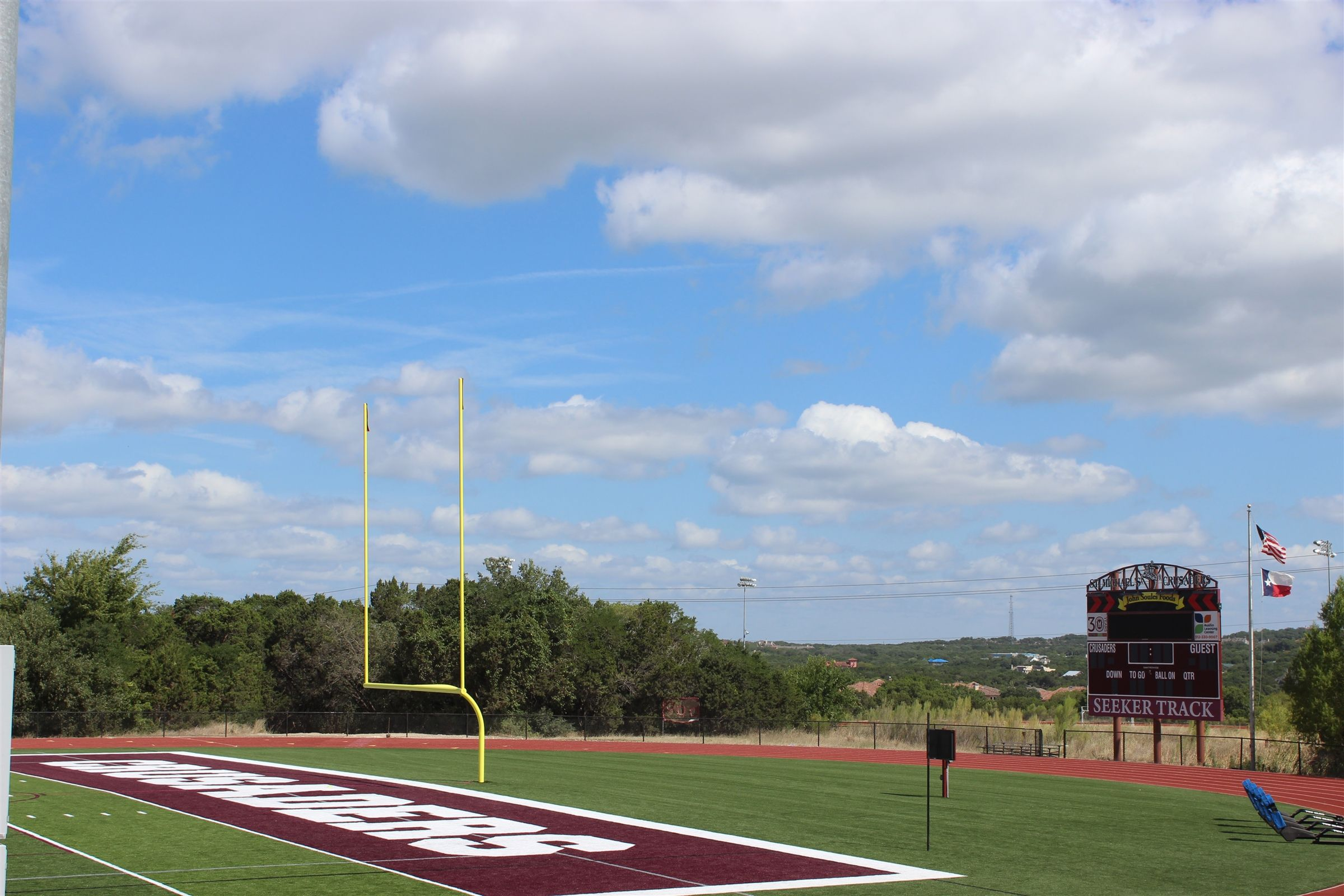 McMeans Football Field & Seeker Track