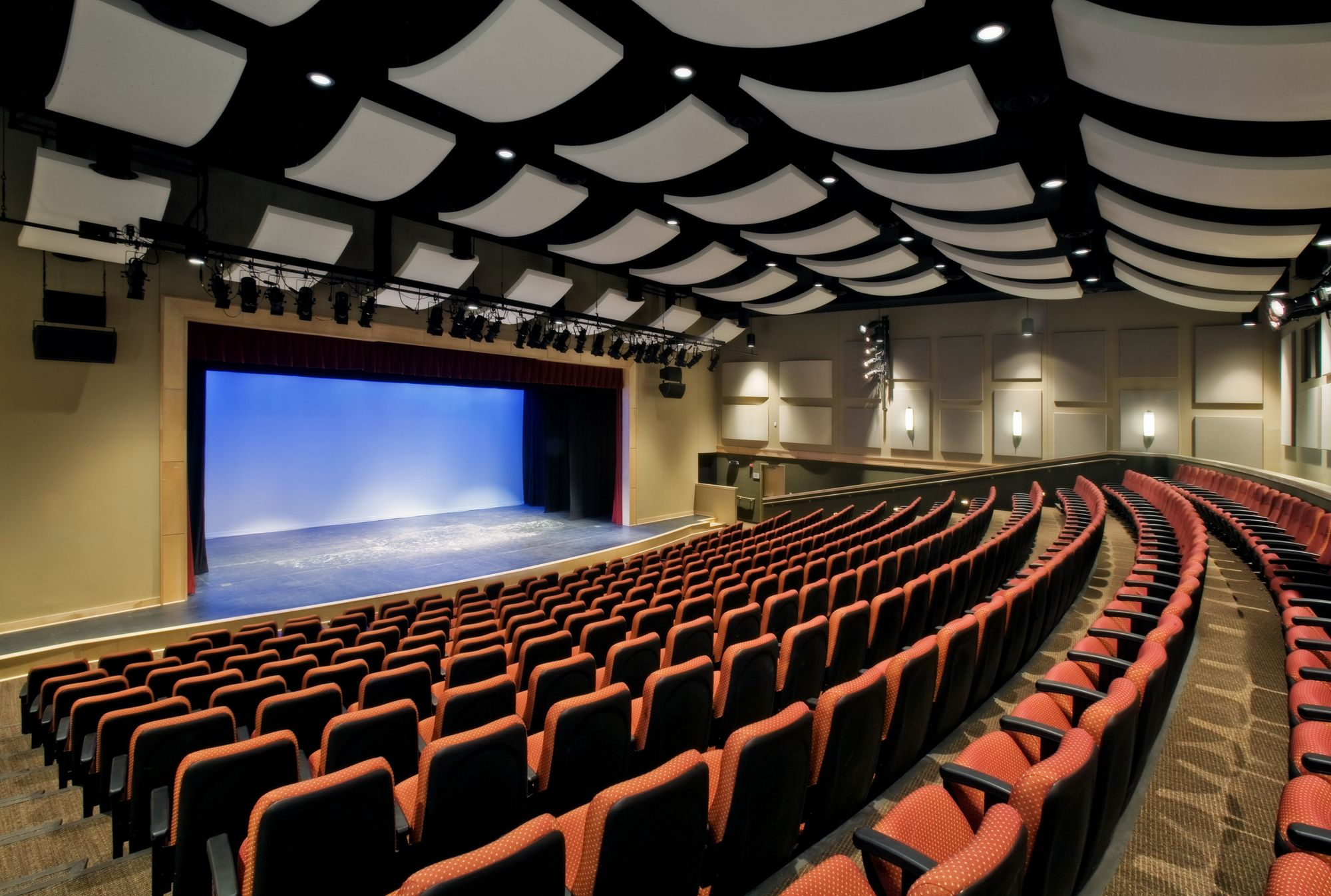 Gloria Delgado Performing Arts Theatre