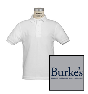 Short-sleeve polo shirt with logo