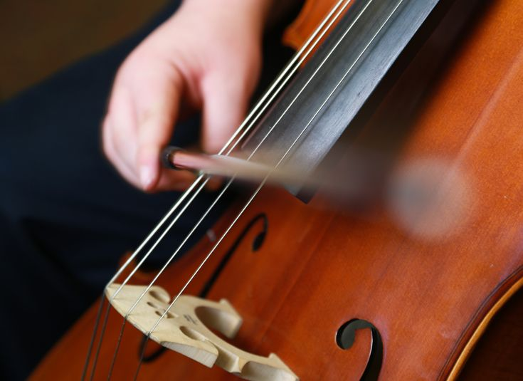 KCD's strings program includes Young Strings as well as Middle and Upper School Orchestras.