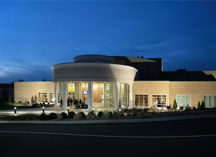 The KCD Theater opened in 2010.
