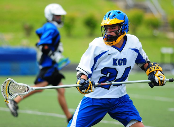 Middle school boys' lacrosse