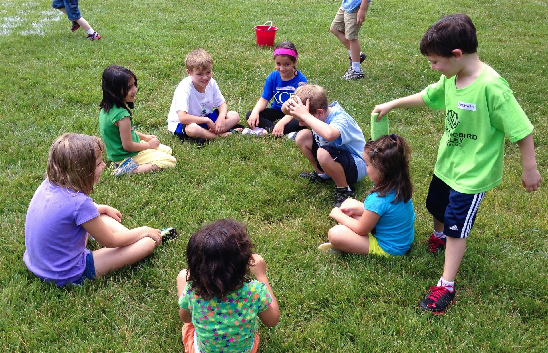 KCD offers a wide range of summer camps and activities.
