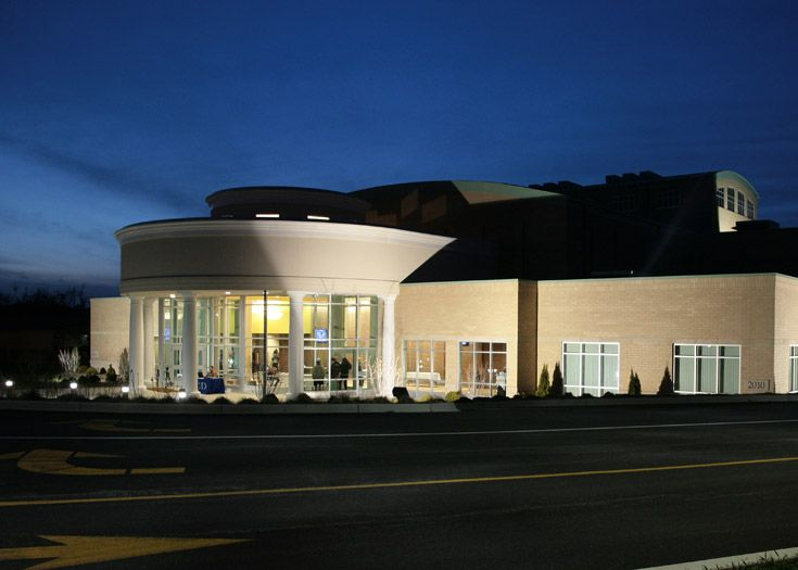 KCD's performing arts center and venue for nationally known speakers and artists.