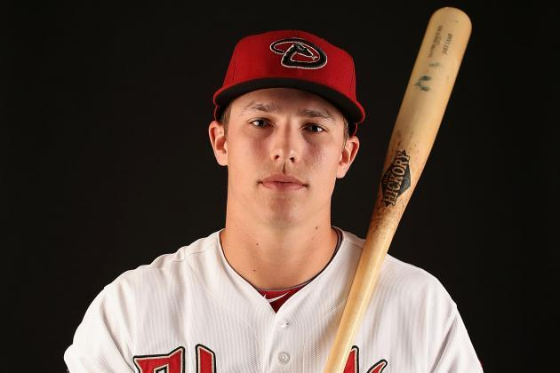 Jake Lamb '09 plays in the MLB for the AZ Diamondbacks