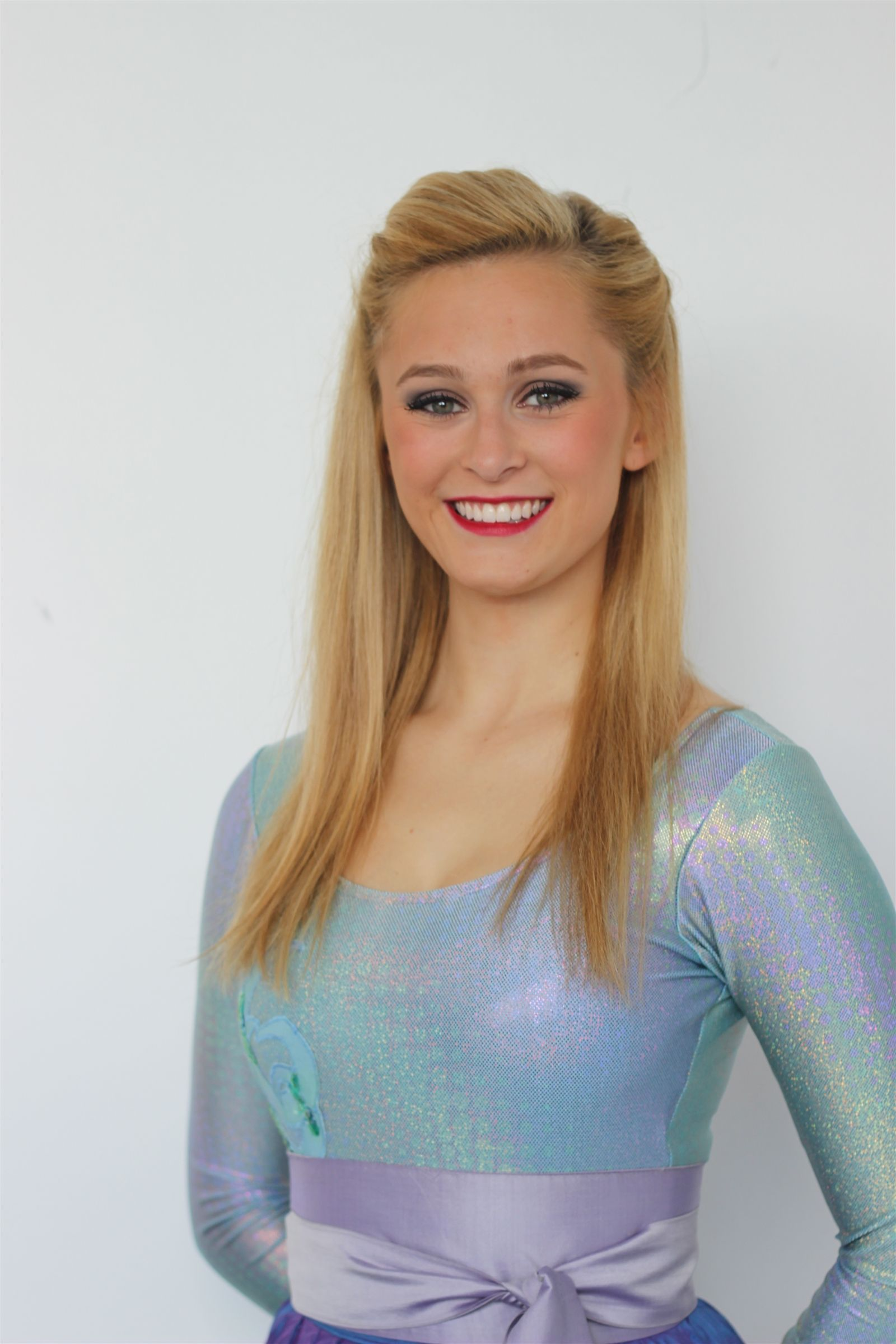 Julia Gats '12 tours with Riverdance