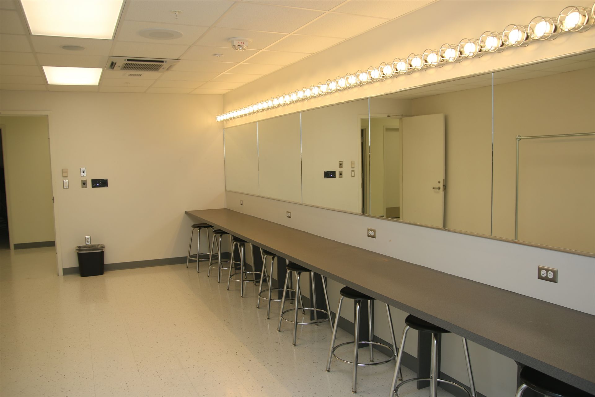 Dressing Room - Performing Arts Center
