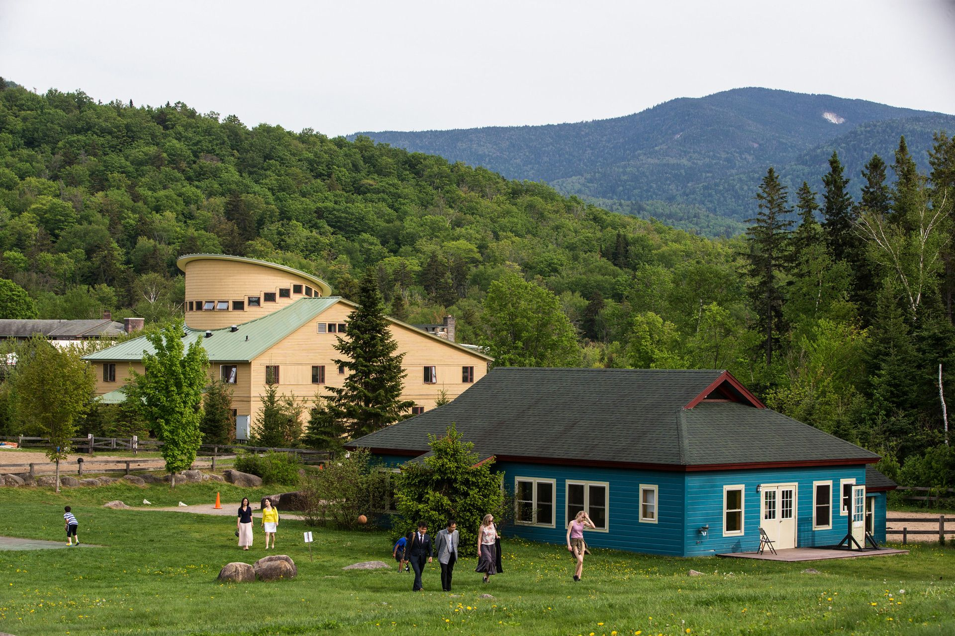 The member schools in our network — Junior Boarding School Association —  are all located in New England ...