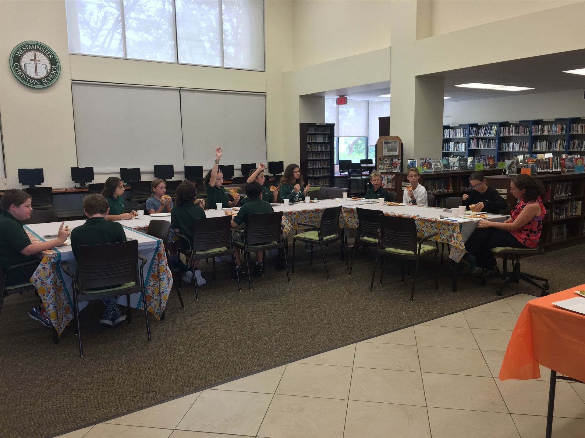 middle school book club,reading