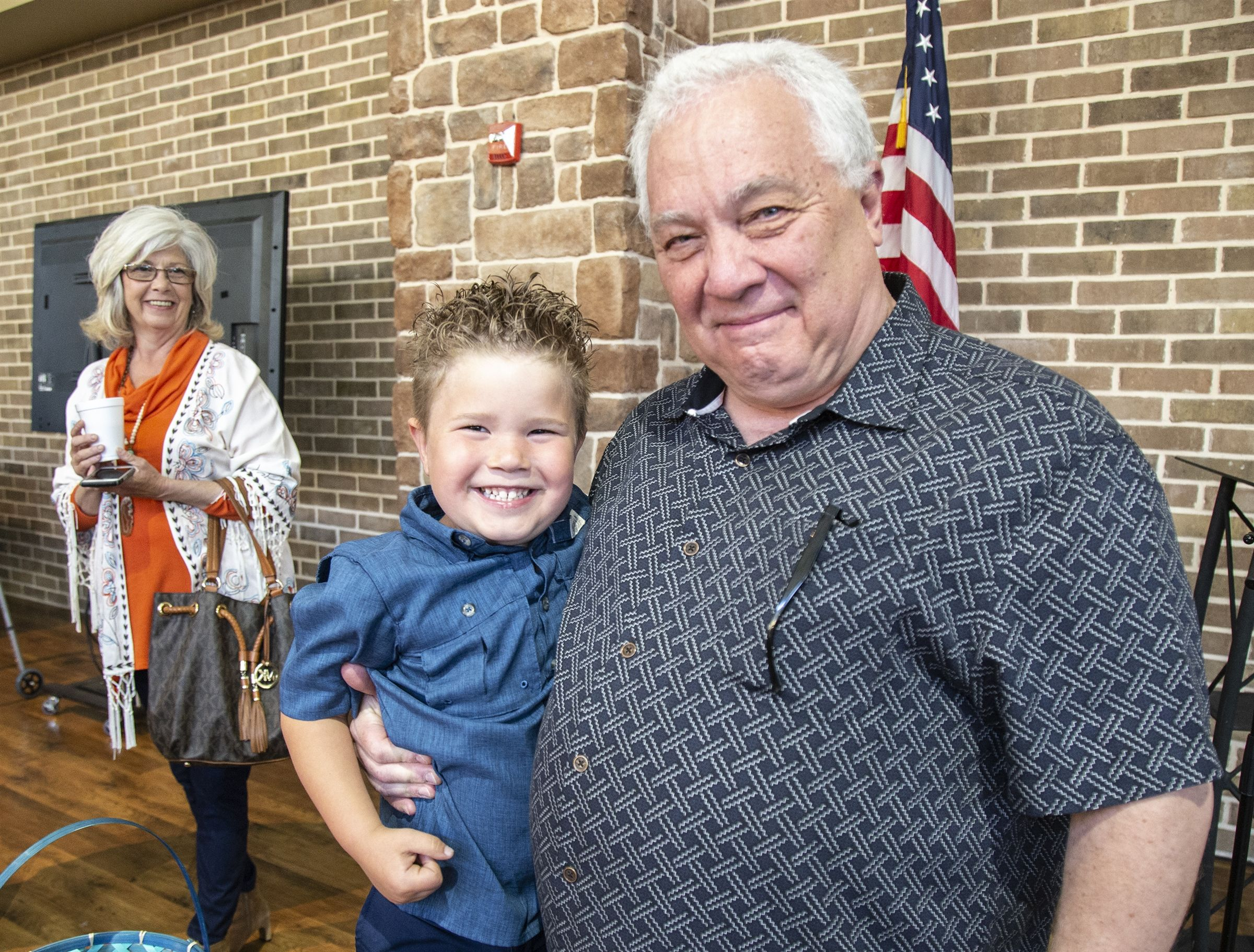 Both grandparents and grandchildren alike love Grandparents Day