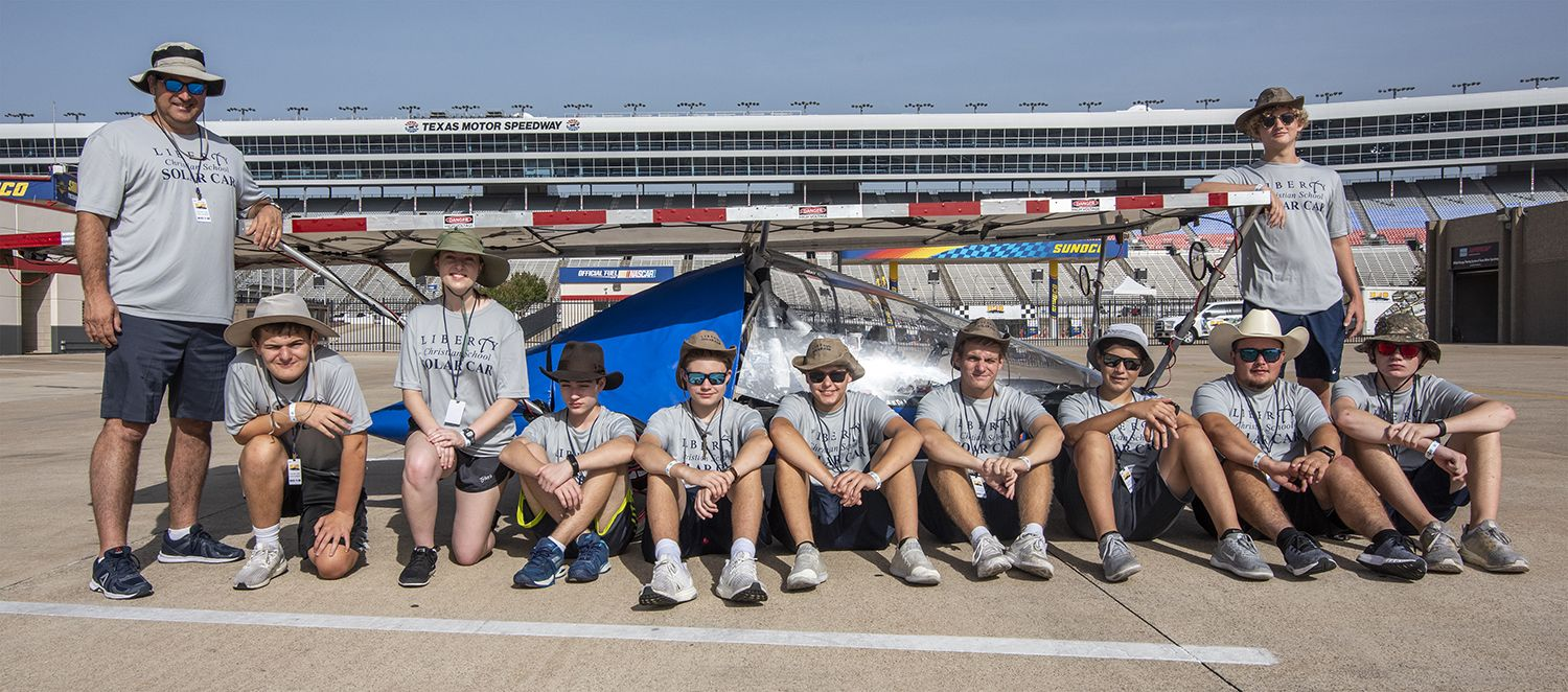 2018 Liberty Christian Team 7 at Texas Motor Speedway