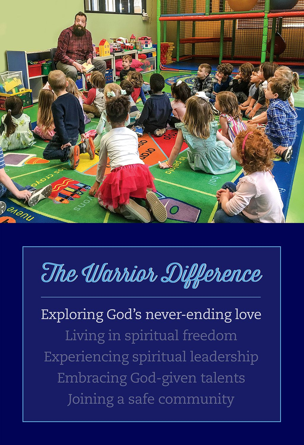 Exploring God's never-ending love