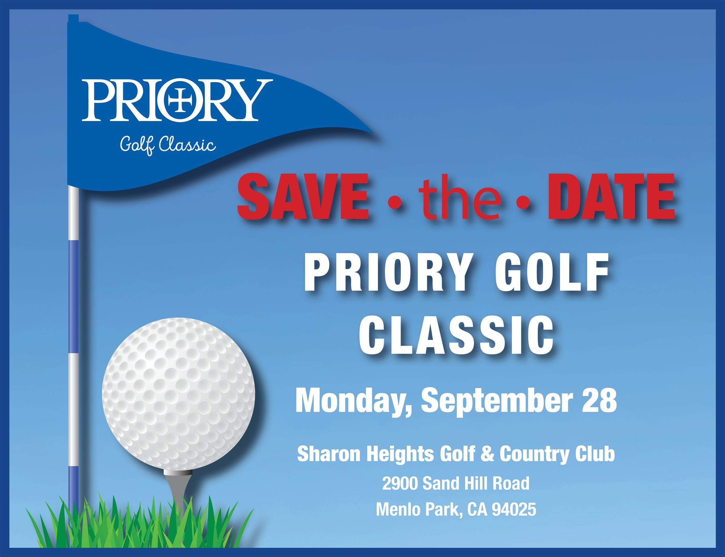 Golf Classic 2020 Save-the-Date
