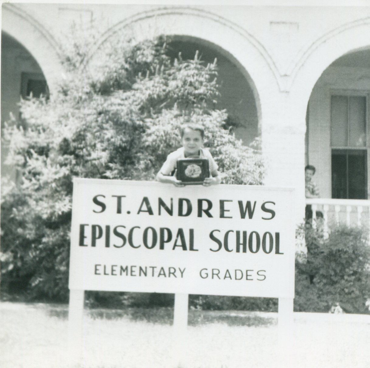 St. Andrew's School on Pearl Street