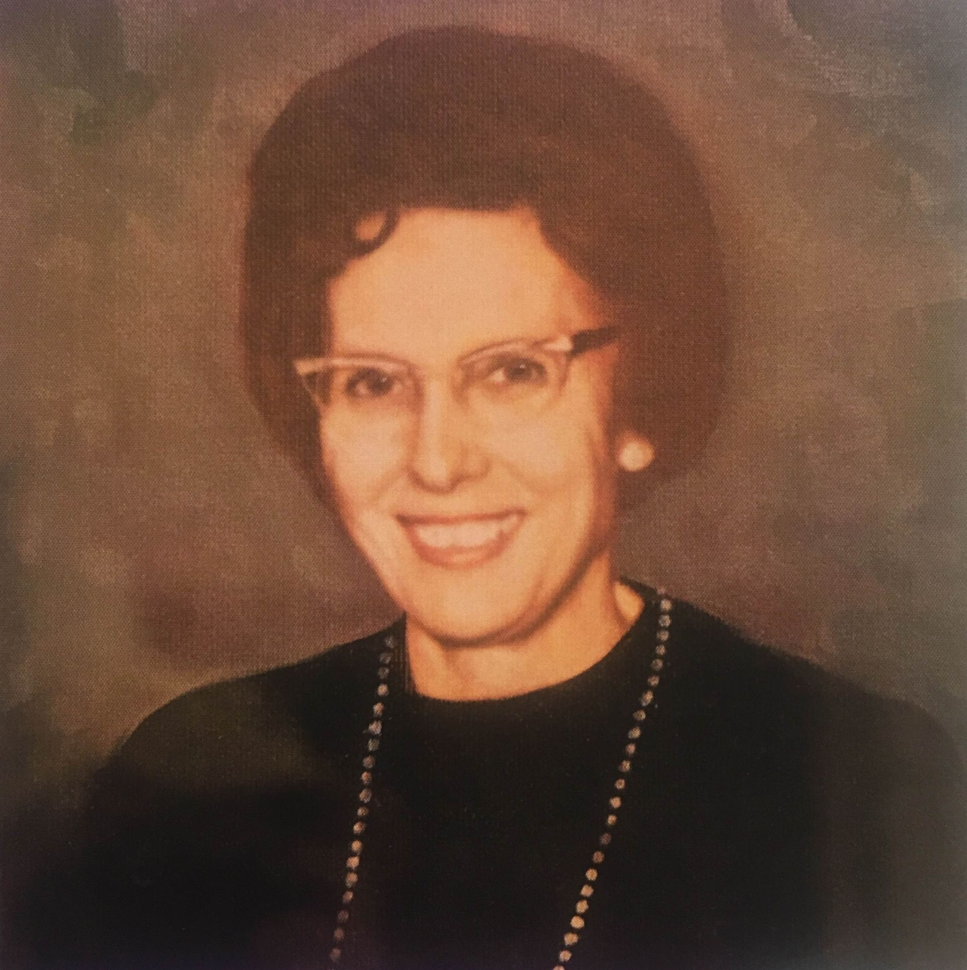 Mignon Henry, St. Andrew's first Head of School