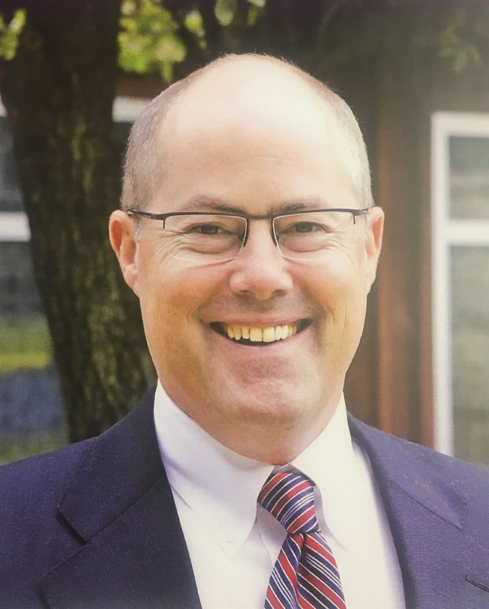 Sean Murphy, St. Andrew's current Head of School