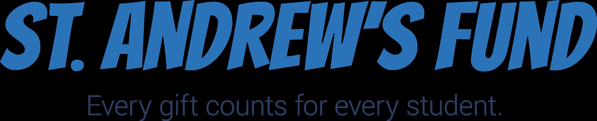 St. Andrew's Fund Logo