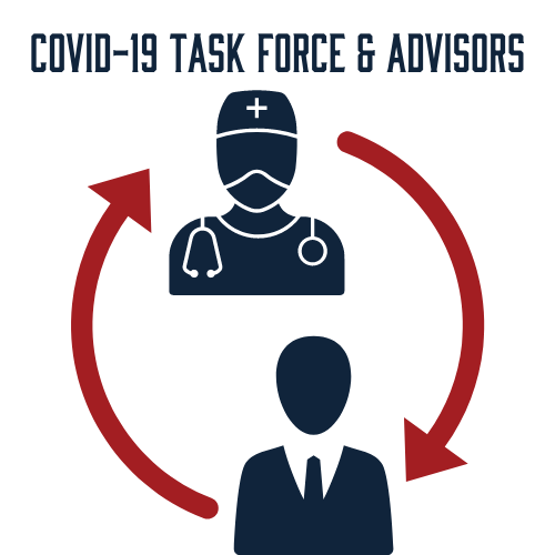 Christopher Columbus High School created an expert COVID-19 Return to School Task Force, which includes physicians, health care workers, members of our School Board, community leaders, faculty, and staff.