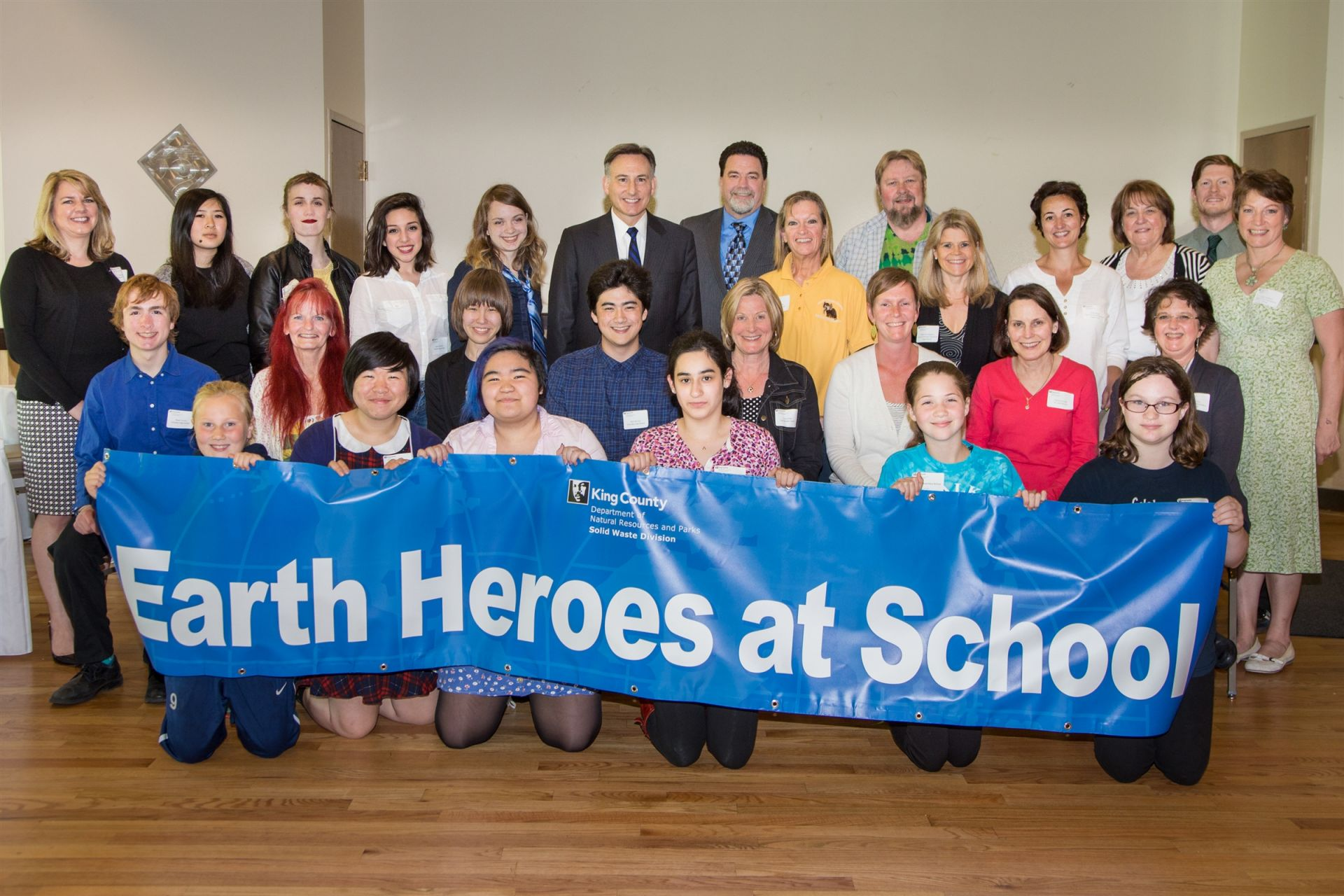 In April 2015, FASPS received the Earth Hero award, rewarding the school and its entire community for its commitment to environmental protection.