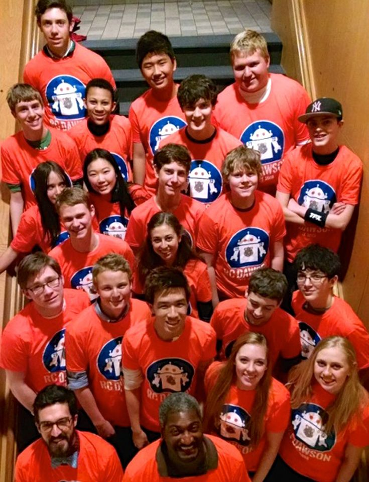 Dawson's Robotics Team 2015