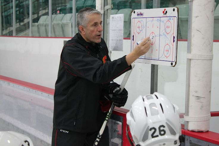 Bob Hartley,Calgary Flames,NHL
