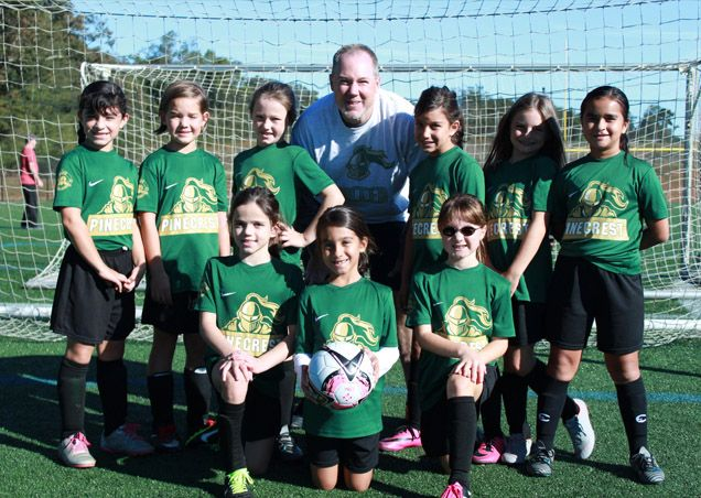 Junior Paladins Recreational Soccer