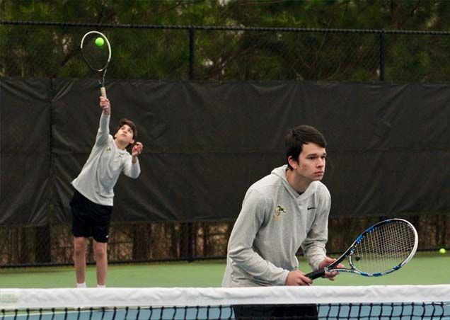 christian high school alpharetta tennis