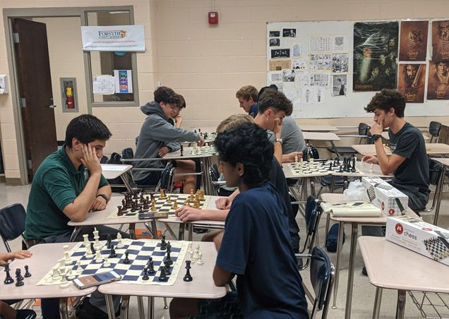 High School Chess Club