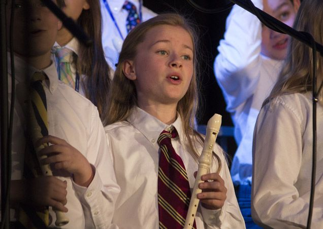 Lower School Spring Musical