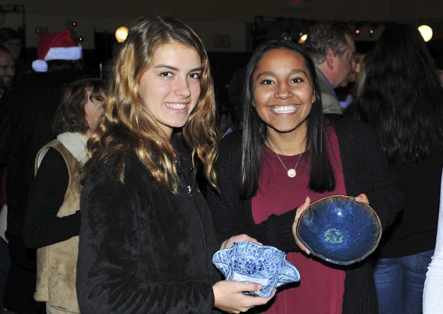 Empty Bowls Project to feed the hungry