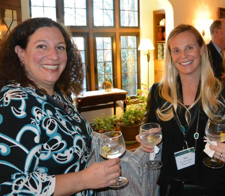 Alumni Reception, Montclair NJ 2015