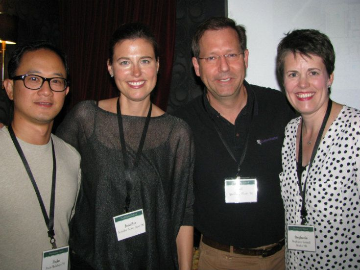 Alumni Reception, San Francisco CA 2015