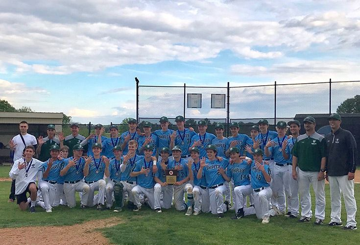 Boys' Baseball earned their fifth consecutive FSL Championship.