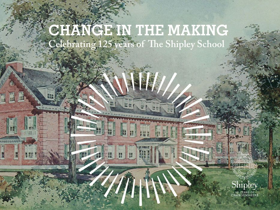 The Shipley sisters created a school committed to educational excellence and character development. Today, Shipley leads in integrating Positive Education, which will advance academic and character excellence, and prepare students to continue to create change in the world. Looking to the future, we can't wait to see what the changemakers of the next 125 years will go on to achieve.