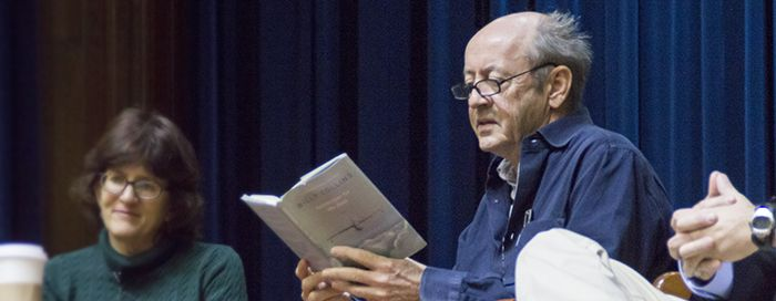 Billy Collins, U.S. Poet Laureate 2001–2003