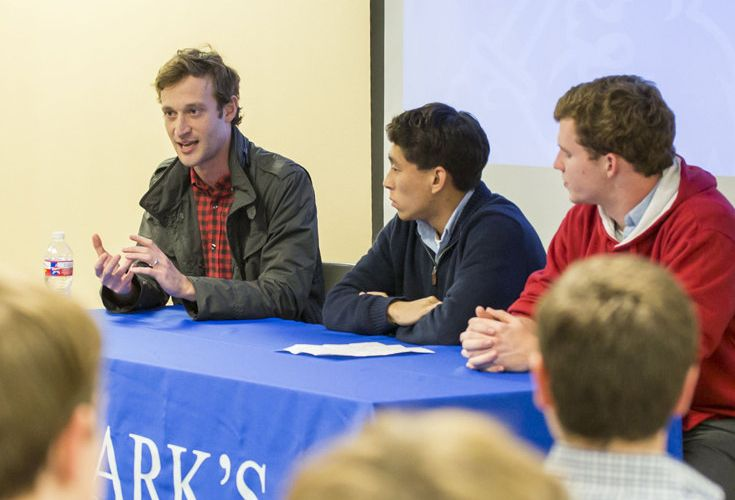 Eric Kusin '00, entrepreneur featured on Shark Tank