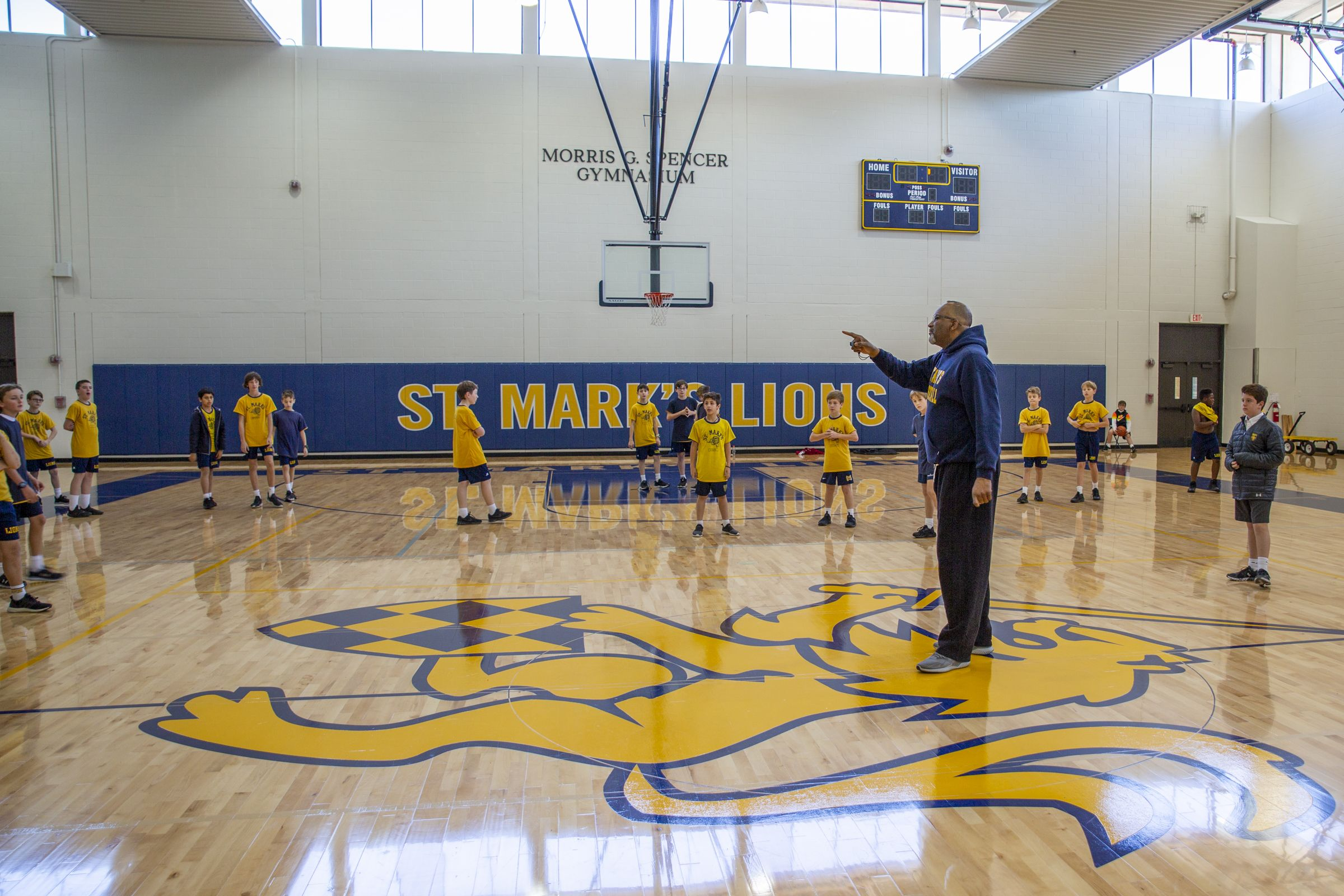 St Mark S School Of Texas Tornado Recovery