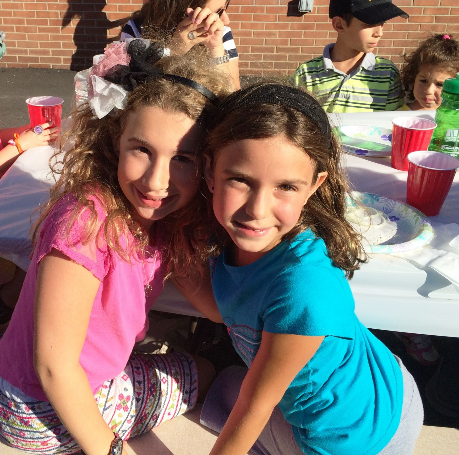 We had a blast at the Kindergarten BBQ!
