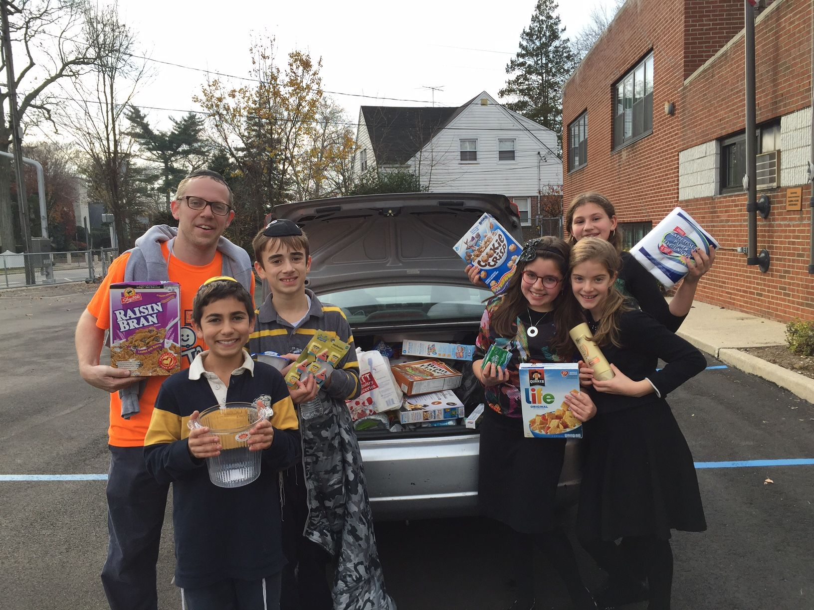 Congratulations to the Student Council on running a successful food drive.