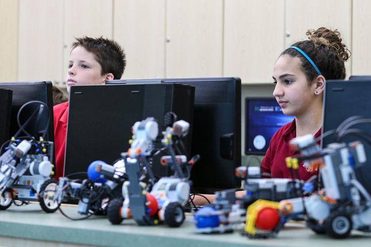 Robotics & Computer Programming | Middle & High School Courses