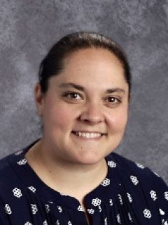 Kendra Krause – Assistant Principal for Staff Development